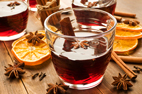 December – punch or mulled wine